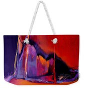 Earthquakes In Divers Places Weekender Tote Bag