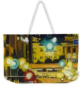 East 13th And Locust St Des Moines Weekender Tote Bag