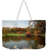 East Coast Autumn Weekender Tote Bag