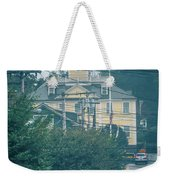 East Greenwich Rhode Island Waterfront Scenes Weekender Tote Bag