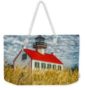 East Point On The Maurice River  Weekender Tote Bag