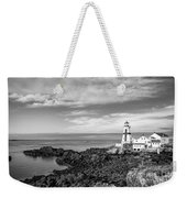 East Quoddy Lighthouse Weekender Tote Bag