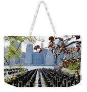 East River#2 Weekender Tote Bag