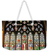 East Stained Glass Window Christ Church Cathedral 1 Weekender Tote Bag