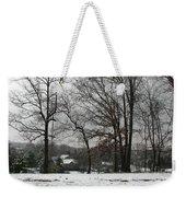 East Tennessee Winter Weekender Tote Bag
