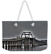 East-west Connection Weekender Tote Bag
