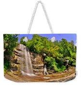 Eastatoe Falls/twin Falls 2 Weekender Tote Bag