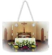 Easter Alter Weekender Tote Bag
