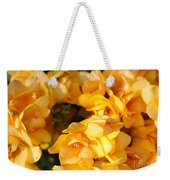 Easter Beauties Weekender Tote Bag