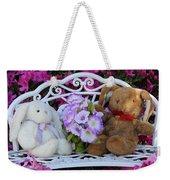 Easter Bunnies Weekender Tote Bag