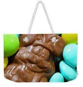 Easter Candy Weekender Tote Bag