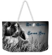 Easter Card Weekender Tote Bag