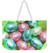 Easter Eggs Viii Weekender Tote Bag