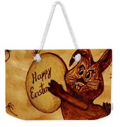 Easter Golden Egg For You Weekender Tote Bag
