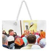 Easter Holiday Weekender Tote Bag