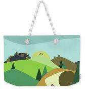 Easter Joy Weekender Tote Bag