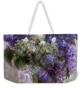 Easter Lilacs Weekender Tote Bag