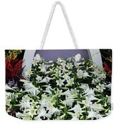Easter Lillies Weekender Tote Bag