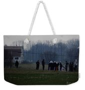 Easter Monday Family Gathering Weekender Tote Bag