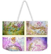 Easter Mood Collection Weekender Tote Bag