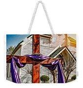 Easter Morning Weekender Tote Bag
