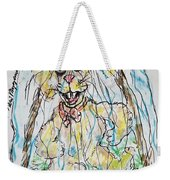 Easter Time Weekender Tote Bag