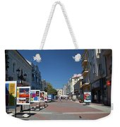 Eastern European Town Weekender Tote Bag