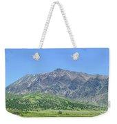 Eastern Sierra July Weekender Tote Bag