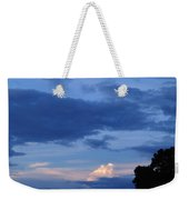 Eastern Sunset Over Hidden Lakes Weekender Tote Bag