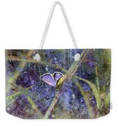 Eastern Tailed Blue Weekender Tote Bag