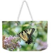 Eastern Tiger Swallowtail 2 Weekender Tote Bag