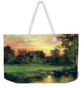 Easthampton Weekender Tote Bag by Thomas Moran