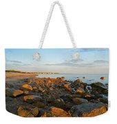 Ebb Tide On Cape Cod Bay Weekender Tote Bag