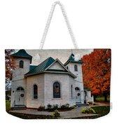 Ebenezer United Methodist Church Weekender Tote Bag