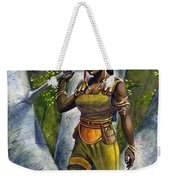 Ebony Elf Weekender Tote Bag