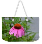 Echinacea 16-01 Weekender Tote Bag