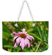 Echinacea 16-02 Weekender Tote Bag