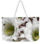 Echinopsis Blossoms  Weekender Tote Bag