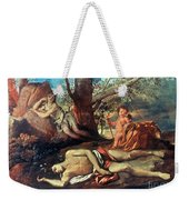 Echo And Narcissus Weekender Tote Bag