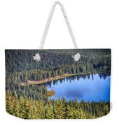 Echo Lake 7 Weekender Tote Bag