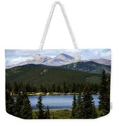Echo Lake Colorado Weekender Tote Bag