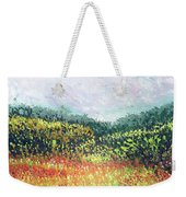 Echoes From Paradise Weekender Tote Bag