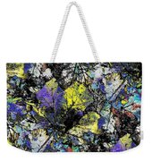 Echoes Of Autumn Weekender Tote Bag