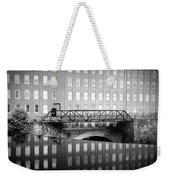Echoes Of Mills Past Weekender Tote Bag