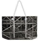 Echuca Wharf Weekender Tote Bag