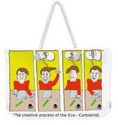 Eco Cartoonist Weekender Tote Bag