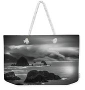 Ecola State Park Oregon Weekender Tote Bag