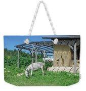 Ecological Farm Weekender Tote Bag