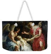 Ecstasy Of Mary Magdalene Weekender Tote Bag