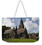 Edale Village Church Weekender Tote Bag